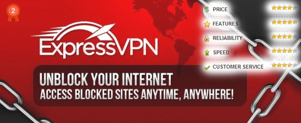 ExpressVPN Review Express VPN Review   Unblocking the Internet and Allowing Utter Freedom