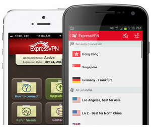 express apps Express VPN Review   Unblocking the Internet and Allowing Utter Freedom