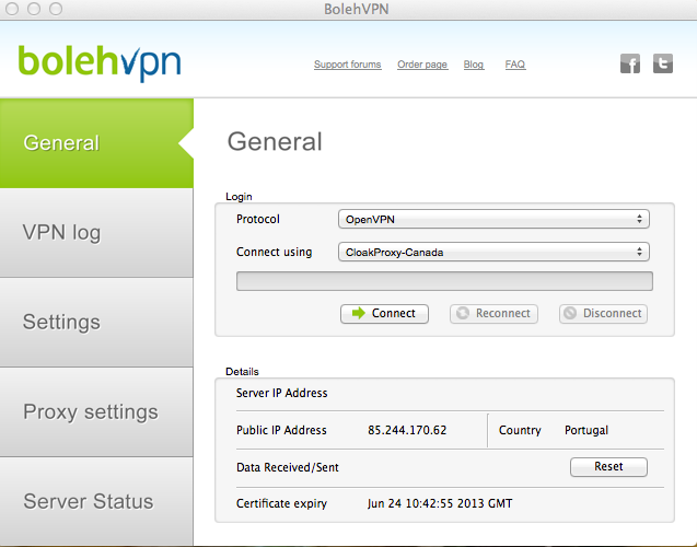 Client BolehVPN Review   Pure Security, Anonymity & Privacy at Stable Expedite