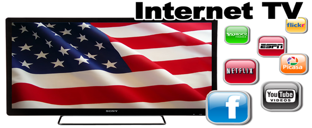 American TV Now You can Watch American TV in UK