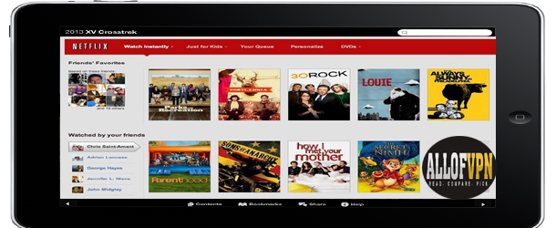 Watch Netflix on iPad Learn How to Watch Netflix on iPad, Anywhere Worldwide