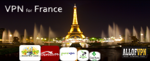 VPN for France Best VPN for France   Enjoy Internet at FULL in France