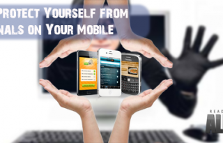 Protect Your mobile from Criminal